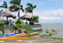 Introducing Nicaragua ❤ / by Denia Rojas