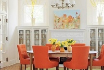 Home - Dining Rooms / by Laura F