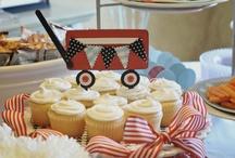 Davis' Red Wagon Birthday / by Amanda Toler