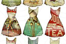 Paper crafts / by Bau da Gaby Craft Studio