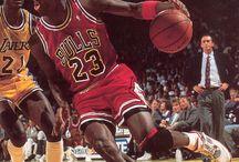Michael Jordan / by Sean Dean