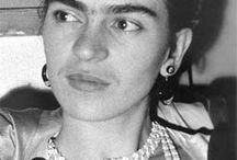 Frida / by jacqueline Myers-Cho