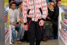 Moschino Uomo S/S 13 fashion show / by Moschino