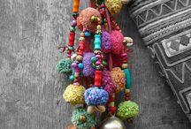 beads, jewelry, etc. / by Barbara Albert