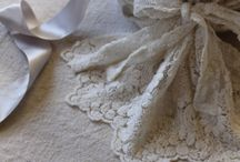Linens & Lace / by Judy