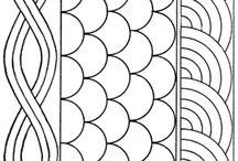 Quilting Designs / by Amy Van Gurp
