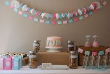 OhSoPrintable Party | Vintage Milk and Cookies / by Jessica |OhSoPrintable|