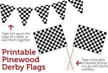 pinewood derby / by Carol Anne Welch