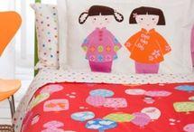Nursery bedding / by Amy Fox Phillis
