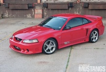 1996 Ford Mustangs / 1996 Ford Mustangs / by StangBangers