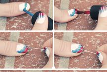 Finger Nails / by Shantell Hart