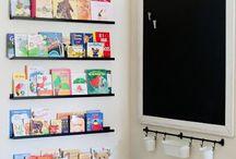 Fun Room Ideas / by Melanie Rozenbeck-Beste