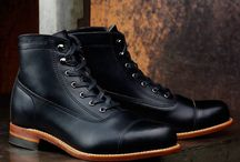 Fashion • Men's Shoes, Boots & Sneakers / #mens #men #shoes #boots #sneakers / by Peter Rosdahl