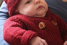 Knitting sweaters / by Karen DeWar