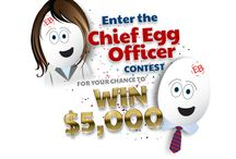 "Eggland's Best ""Chief Egg Officer"" Contest  / by Eggland's Best"
