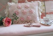 Pillows, Someplace To Rest / by Dorothy Figg