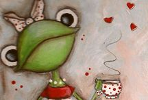 Frog Protection Not Fraud Protection / by Art Wheatcraft