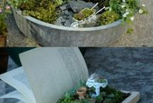 Mini Gardening / We are falling in love with these mini gardens!  From creative fairy gardens to container gardens for flowers or vegetables, it's OK to think little! / by Flame Engineering