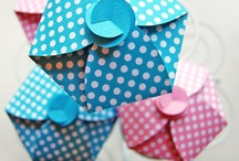 DIY -- Gift Bags & Boxes / by Sandi Dixon