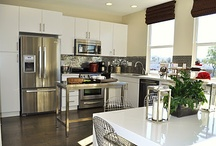 Kitchen and Dining Room Ideas / by Andrea Denny