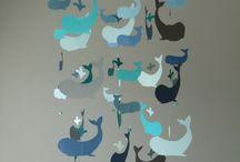 Ocean Nursery Ideas / by Angela Panzarello