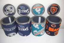 Ideas With Paint Cans / by B&K Painting