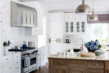 Home-Kitchens / by Kristin Michael