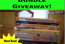 Giveaways and Special Offers! / by IAHE Indiana Association of Home Educators