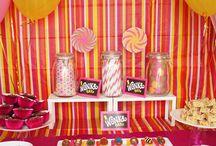 Kid party ideas / by Francine Draper
