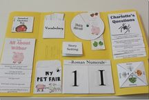 Charlotte's Web / by Theresa
