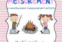 Math-measurement / by Nyah