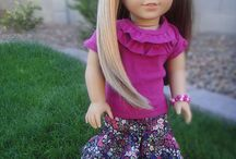 Doll Clothing to Sew / by Cynthia Choate