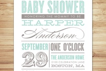 Invitations / by Amber Gosdin