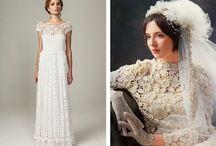 wedding dress / by Vera Ariani
