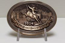 ProRodeo Hall of Fame Gift Shop / All items are available in our gift shop. Please call 719-528-4764 for current quantity and availability.  / by ProRodeo Hall of Fame