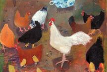 I Grew Up on a Farm / by Dinah Jones