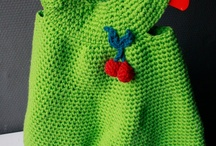 Crochet Ropa Niños / by Maria. ArañaTejedora