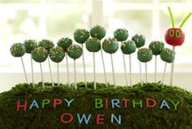Very Hungry Caterpillar birthday party / by World of Pinatas