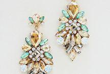earrings / by Kristine Lescinskas