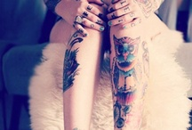 Tattoos / by Carmen Terronez