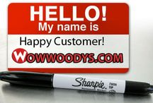 Over 2,000 WOWed Customers / 2,000+ Happy Customer Reviews!  see them all at WoodysWow.com! / by Woody's Automotive Group