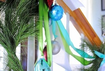 Holiday decorations / by Debbie Ward