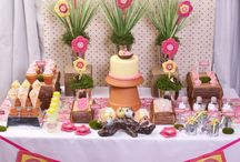 Spring Theme Birthday Party! / by Michelle Dolan