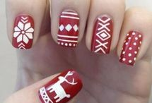 Holiday Nail Art / by ItsSoEasyNails