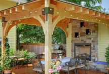 Outdoor spaces / by Sharon Loya