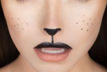 Halloween makeup / by April Jones-Wilson
