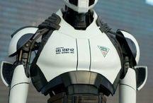 Cr : Robots / by Mondayasu