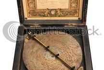 Antique music blxes, players / by Beth Hoffman