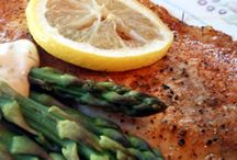 Food - Fish / by LynnCLS