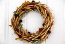 Holiday: Thanksgiving/Fall Crafts / by Nicole Applegate